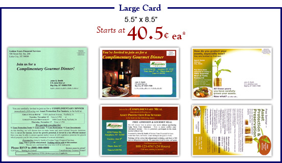 Regular Card